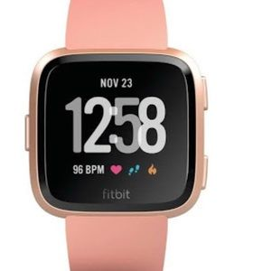 BRAND NEW NEVER USED PINK FITBIT